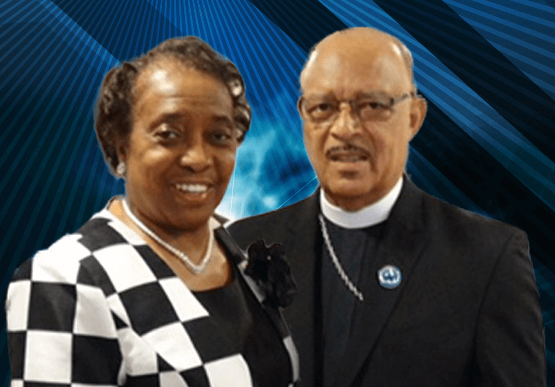 Rev. Isidoa Branch, Sr. & Mrs. Branch